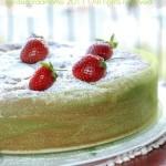 Una Torta di Fragole per festeggiare il tricolore e non solo….