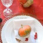La Stagione delle Zucche: Polenta al ragù di zucca e funghi