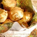 Muffin al Bontàzola e Pere per il Picnic di Pasquetta