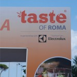 Pillole di …Taste of Roma…..