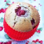 Strawberries Time: Muffins con Fragole e Semi di Papavero