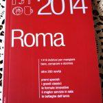 Gambero Rosso 2014: la nuova Guida di Roma
