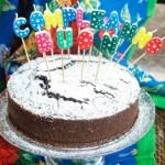 Birthday Cake: Torta Cioccolato e barbabietola rossa all'olio extravergine di oliva