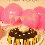 La torta del tuo 1 compleanno – First Birthday Cake
