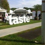 Taste of Roma 2015, World of Taste