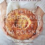 """IL mio primo Giveaway per farvi venire """"Appetito per la Polonia"""