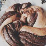 Ciambella panbrioche cioccolato e cannella