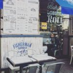 The Fisherman Burger, una risto-pescheria nel cuore di Roma