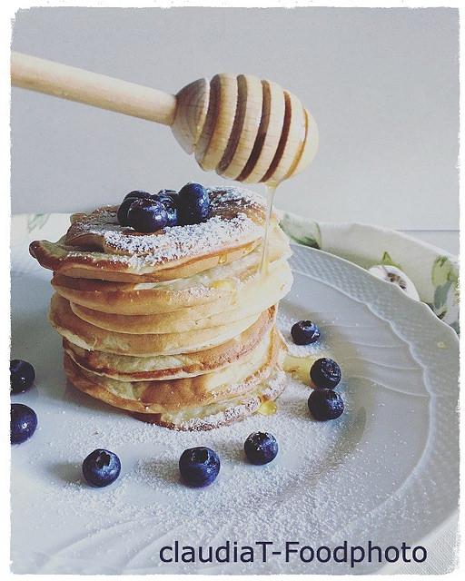 La Cucina del Viaggiatore: Pancakes | Verde Cardamomo