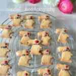 Biscotti coniglietto per Pasqua – Easter Bunny Cookies