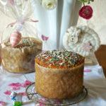 La Pizza dolce (cresciuta) di Pasqua della tradizione romana